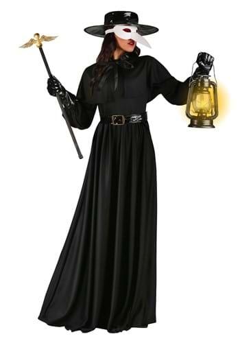 Women's Plague Doctor Costume