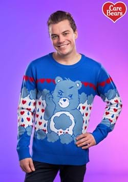 Grumpy Bear Care Bears Ugly Christmas Sweater update 2