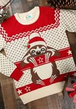 Adult Sloth Ugly Christmas Sweater Update Main