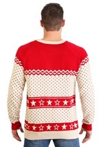 Adult Sloth Ugly Christmas Sweater Alt1