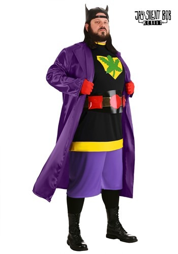 Adult Bluntman Costume