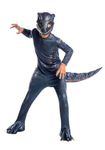 Child Jurassic World 2 Indoraptor Costume