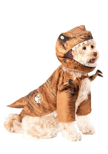 Jurassic World 2 T-Rex Pet Costume