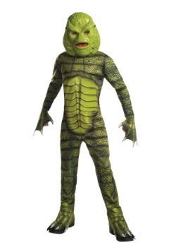 Kid's Creature From The Black Lagoon Costume
