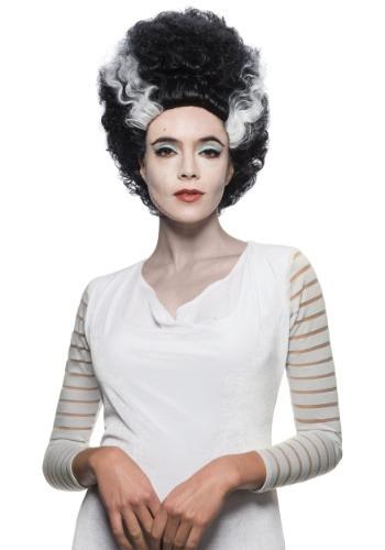 Bride of Frankenstein Wig for Kids Adults