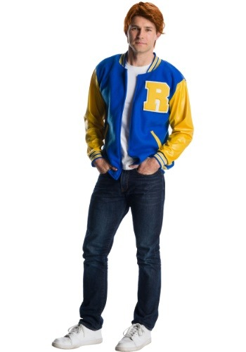 Archie Andrews Adult Riverdale Costume