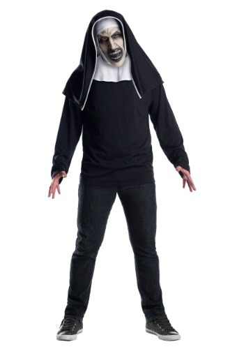 Adult The Nun Horror 3/4 Mask