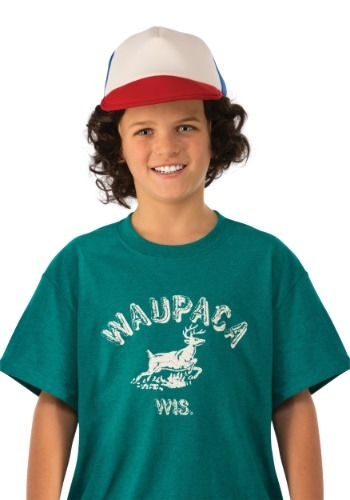 Dustin Child Stranger Things Waupaca Shirt