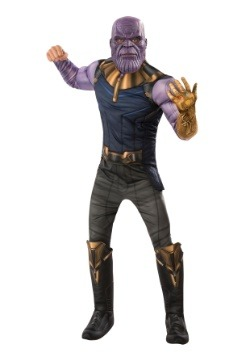 Marvel Infinity War Adult Deluxe Thanos Costume