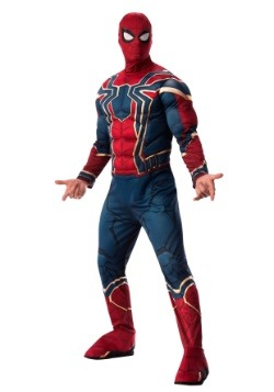 Marvel Infinity War Adult Deluxe Iron Spider Costume