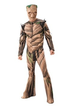 Marvel Infinity War Adult Teen Groot Costume