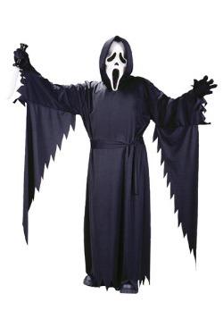 Teen Scream Ghost Face Halloween Costume