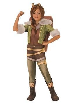 Child Squirrel Girl Costume