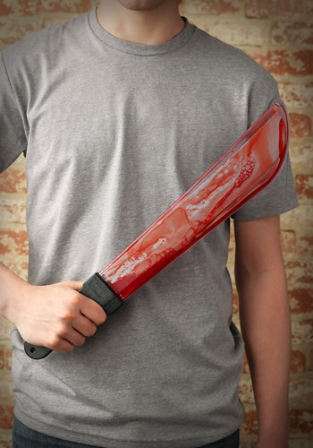 Bleeding Machete Knife Update