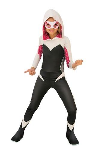 Child Ghost Spider Costume