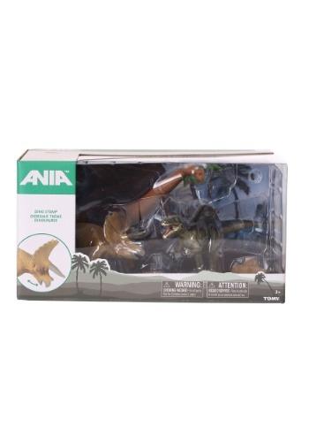 Dinosaur Figure Dino Stomp Set