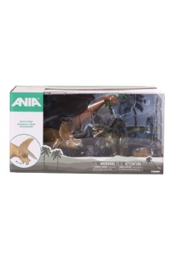 Dinosaur Figure Dino Stomp Set