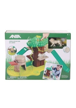 Safari Adventure Playset