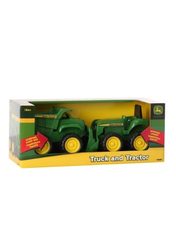 John Deere Sandbox Vehicle 2 Pack