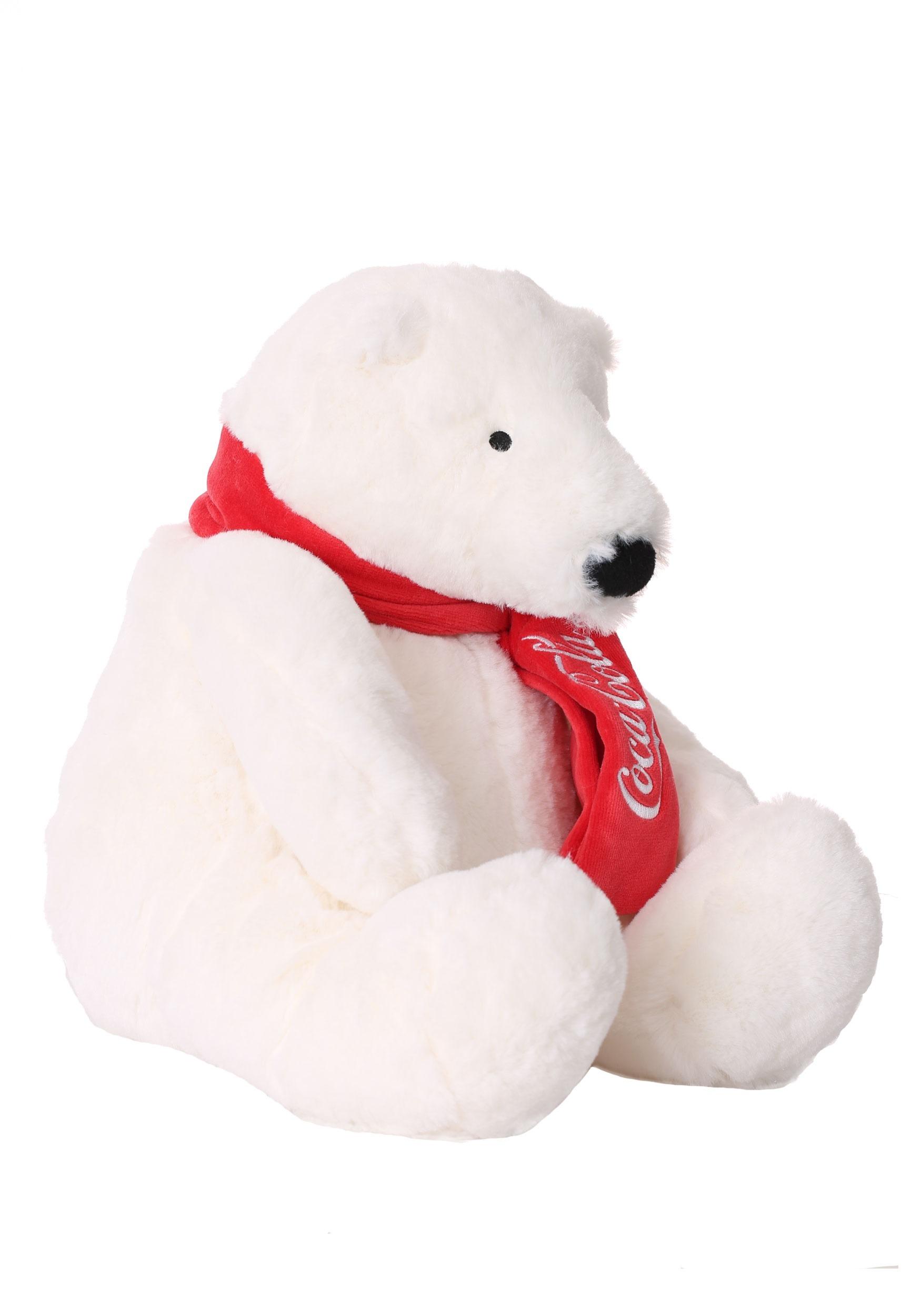 Coca Cola 12 Quot Stuffed Bear