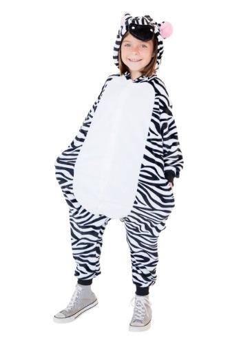 Child Zebra Yumio Pajama costume