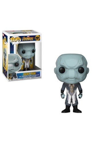 POP! Marvel: Avengers Infinity War Ebony Maw