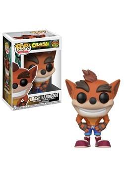 Pop! Games: Crash Bandicoot upd
