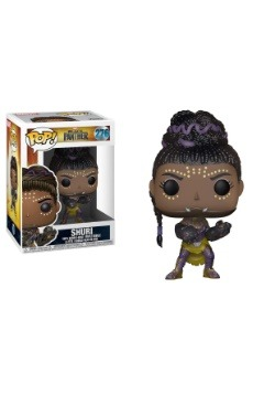 Pop Marvel: Black Panther Shuri Vinyl Figure