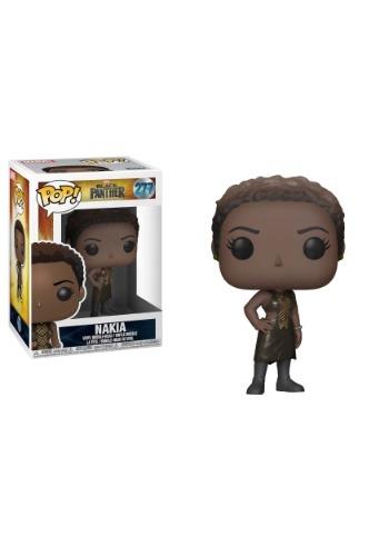 Marvel Black Panther Nakia Bobblehead POP! Figure