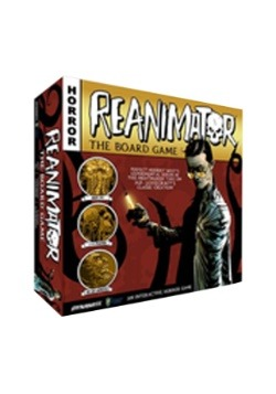 ReAnimator the Collectible Board Game