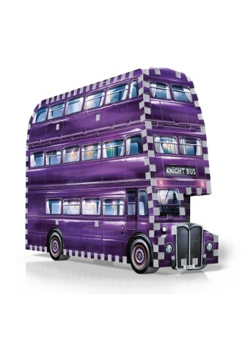 Harry Potter The Knight Bus 3D Jigsaw Puzzle