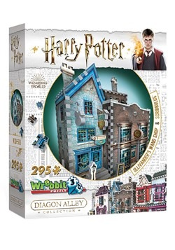 Harry Potter Diagon Alley Collection- Ollivander's 3D Puzzle