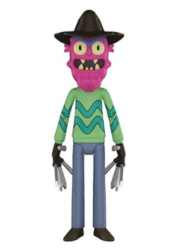 Rick & Morty Action Figure