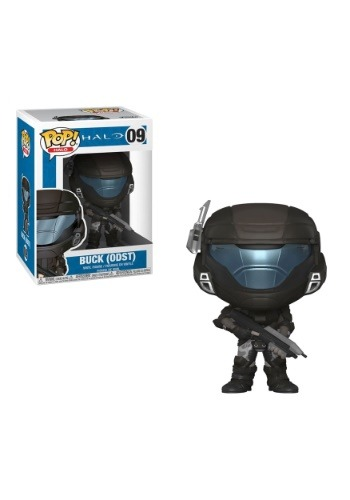 Pop! Halo: Orbital Drop Shock Trooper Buck