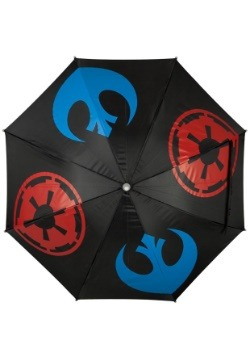 Rebel/Empire Star Wars LED Umbrella