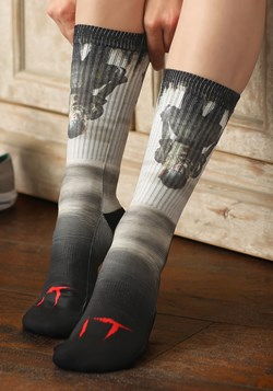 IT Pennywise Sublimated Sock Update