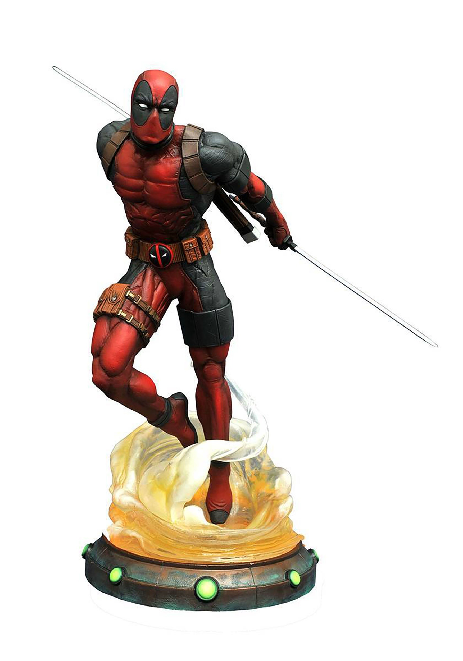 Marvel Gallery Deadpool PVC Figure DCJUN162394