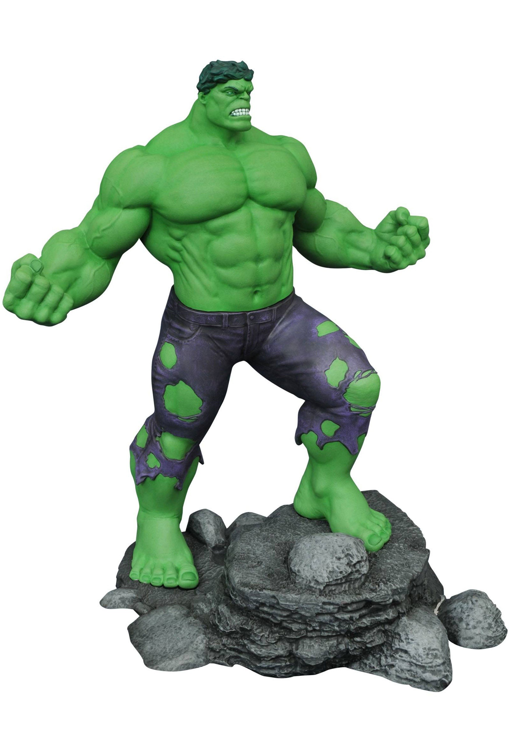 Marvel Gallery Hulk Pvc Figure