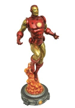 Marvel Gallery Bob Layton Iron Man PVC Figure