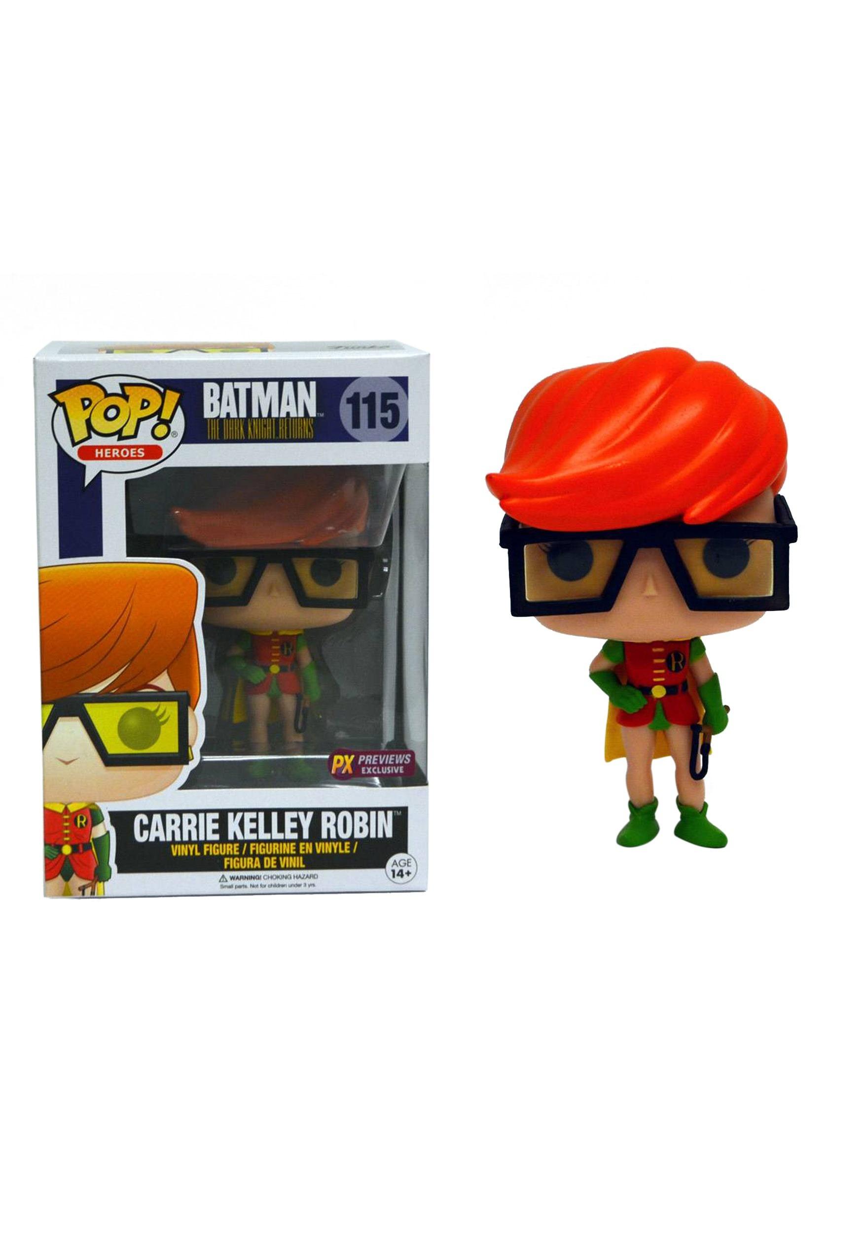 BATMAN CARRIE KELLEY LE ROBIN POP DC: DARK KNIGHT RETURNS