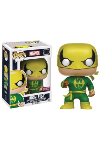 POP! Marvel Iron Fist Bobblehead Figure DCOCT168803