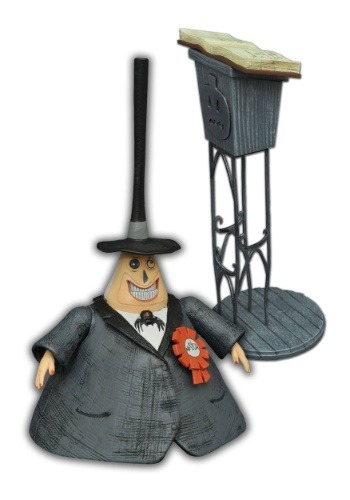 Nightmare Before Christmas Mayor Action Figure DCAPR162625-ST
