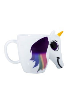 Color Changing Unicorn Molded Mug