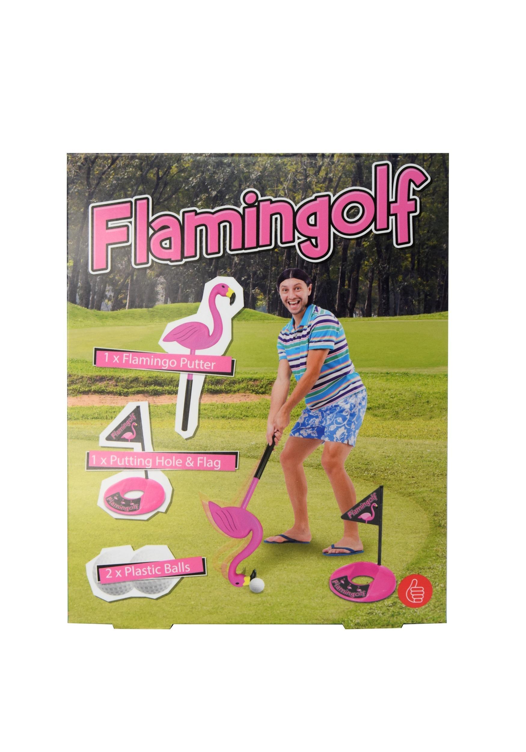 Flamingolf Flamingo Golf Club Set
