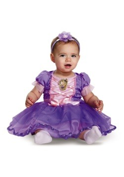 Infant Tangled Rapunzel Costume