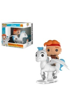 POP! Rides Disney:  Hercules and Pegasus Vinyl Figure