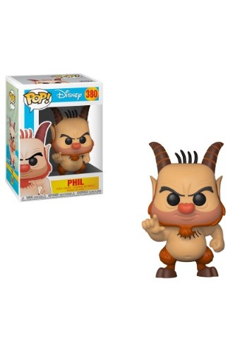 POP! Disney: Hercules- Phil Vinyl Figure