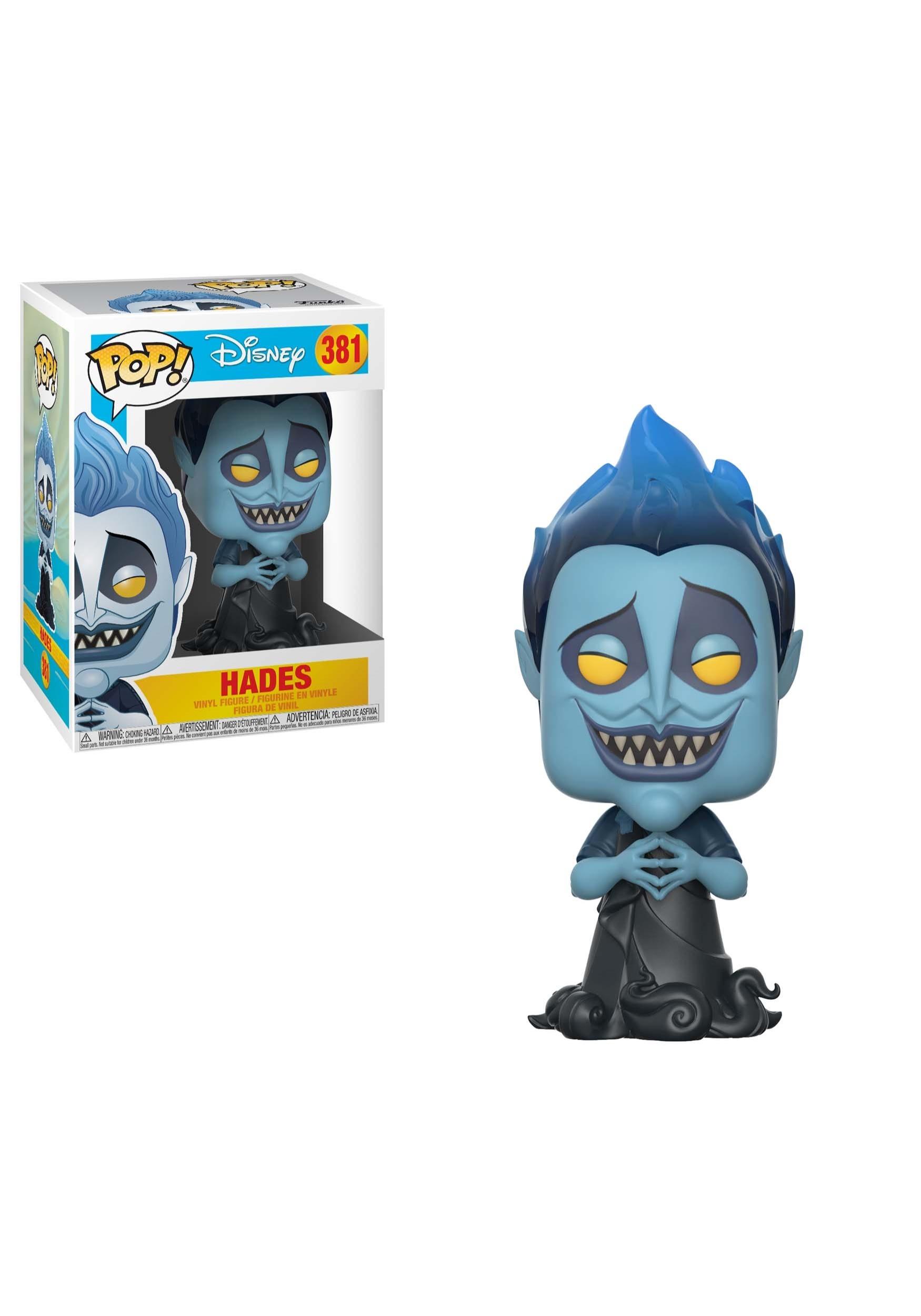 Pop Disney Hades Vinyl Figure Hercules