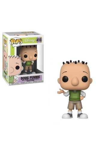 POP! Disney: Doug- Doug Funnie Vinyl Figure