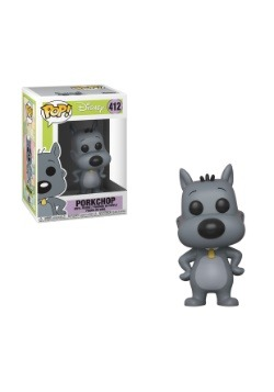 Pop! Disney: Doug- Porkchop w/ Chase